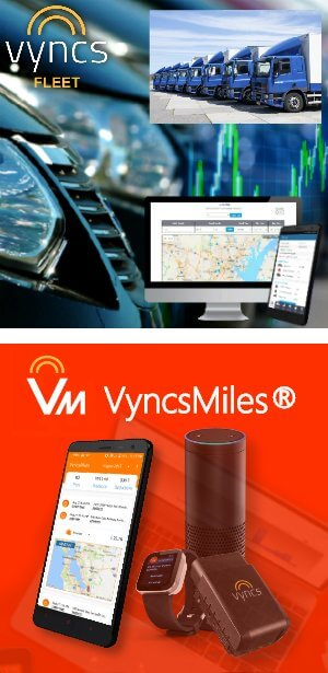 vyncs fleet e vyncs miles